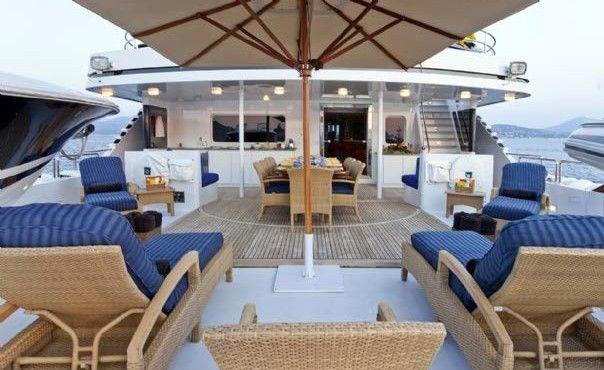 59 Meter Luxury Super Motor Yacht 21